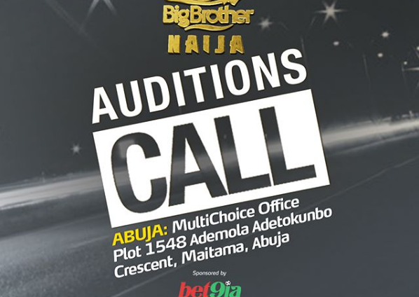 Big Brother Naija Audition Venue 2019 in Abuja | BBN 2019 Audition Date in Abuja