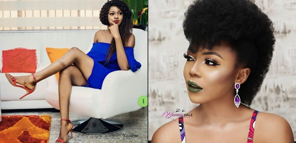 #BBNaija Reunion 2019: Ahneeka and Ifu Ennada fights during BBNaija 2019 Reunion