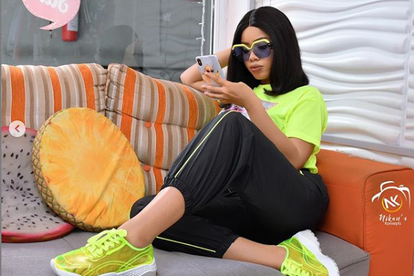 BBNaija Reunion 2019: No Regret in Ruining my Relationship with Collins – Nina Said