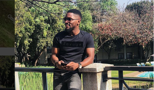 Tobi Celebrates Mum's Birthday with Beautiful Photo and Caption