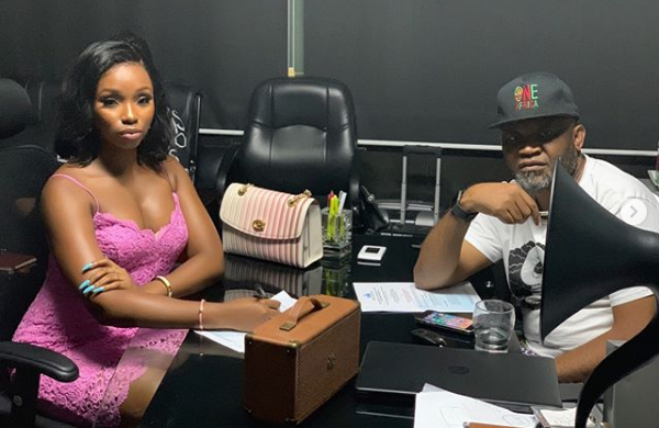 The reality TV star has been in a good and progressive relationship with her former strategic partner and Love interest Teddy-A after the Double Wahala BBN show.