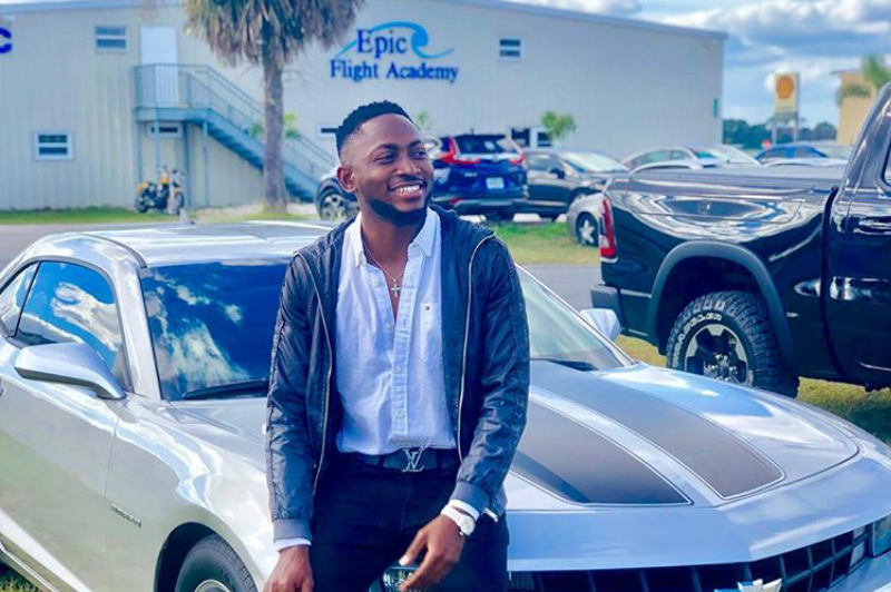 Miracle BBNaija shared Aviation Exam Success Story on Instagram