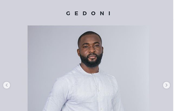 How to Vote GEDONI in BBNaija 2019 for Free on the Website and SMS