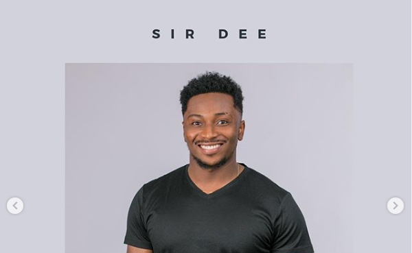 How to Vote SIR DEE in BBNaija 2019 for Free on the Website and SMS