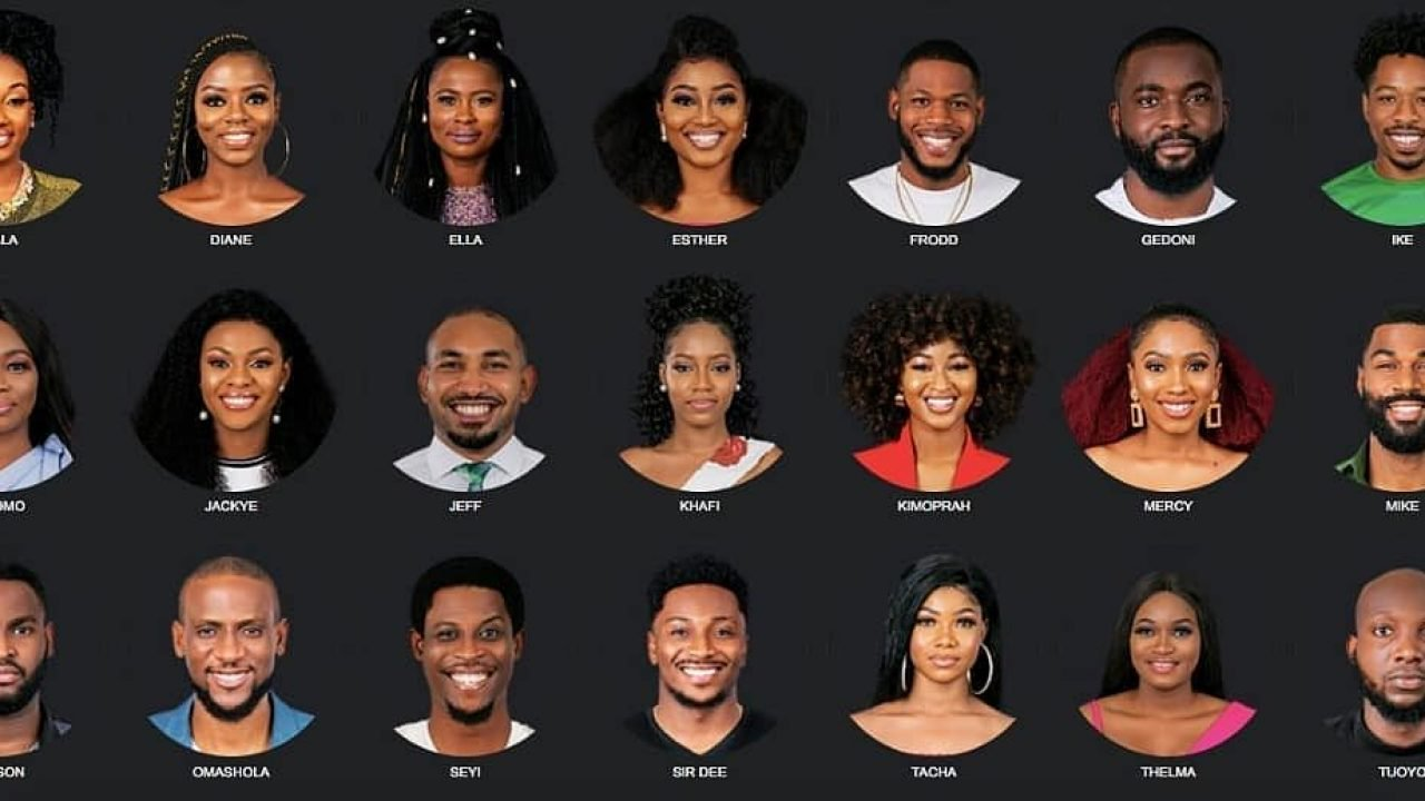 List of Big Brother Naija (BBNaija) 2020 Housemates (Season 5) – Names & Profile