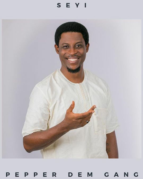 PICTURE OF BBNAIJA SEYI | SEYI BBNAIJA PICTURE