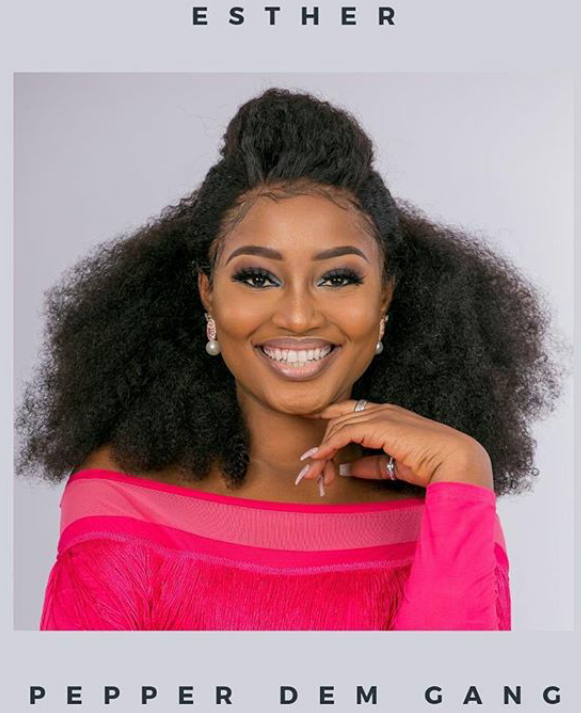 PICTURES OF BBNAIJA ESTHER | ESTHER BBNAIJA PICTURE