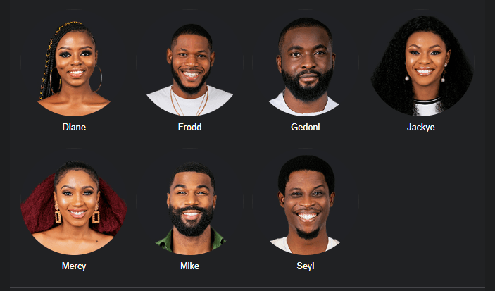 Big Brother Naija 2019 Week 8 Voting Poll