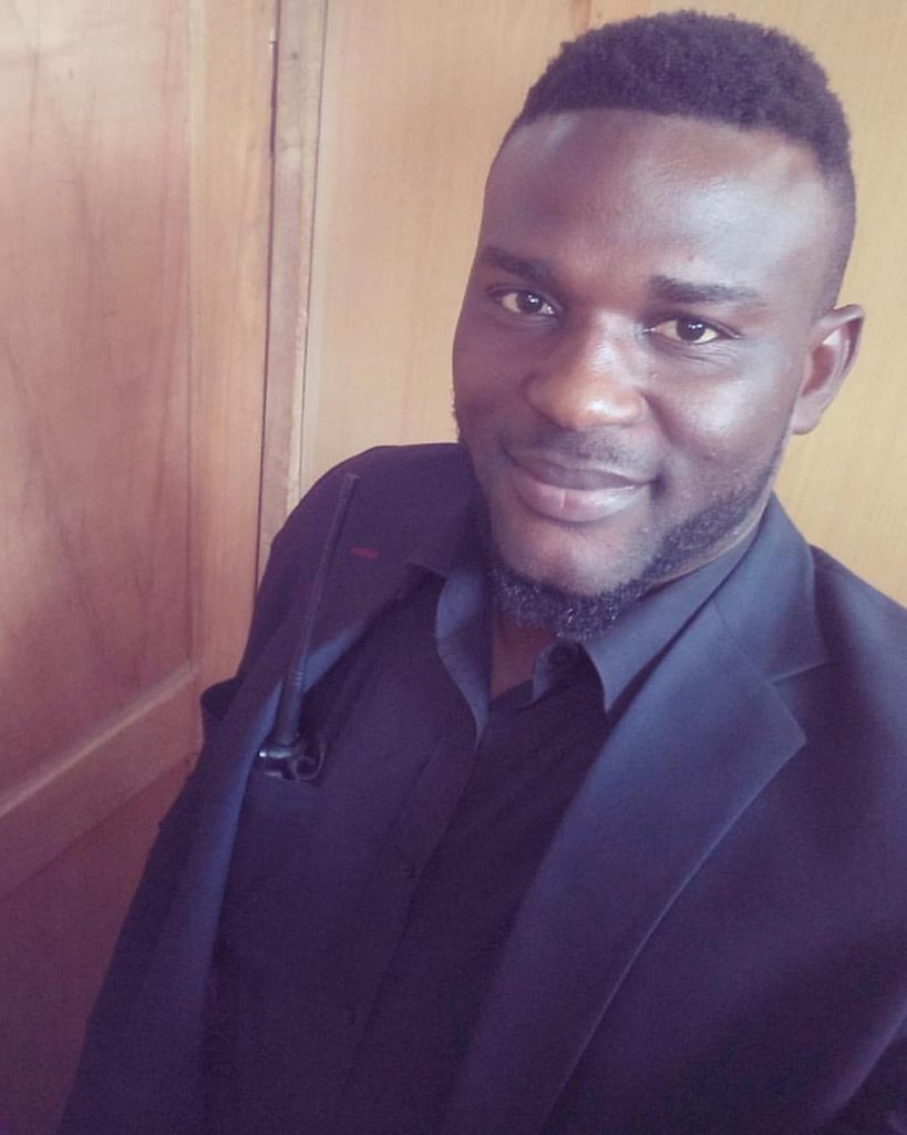 Picture of Obichukwu Ultimate Love Season 1 Guest/Housemate (Photos)