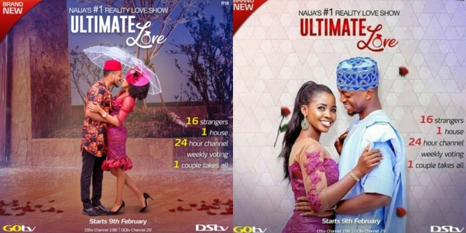 How to Vote on Ultimate Love Naija from United Kigdom UK Season 1 2020.