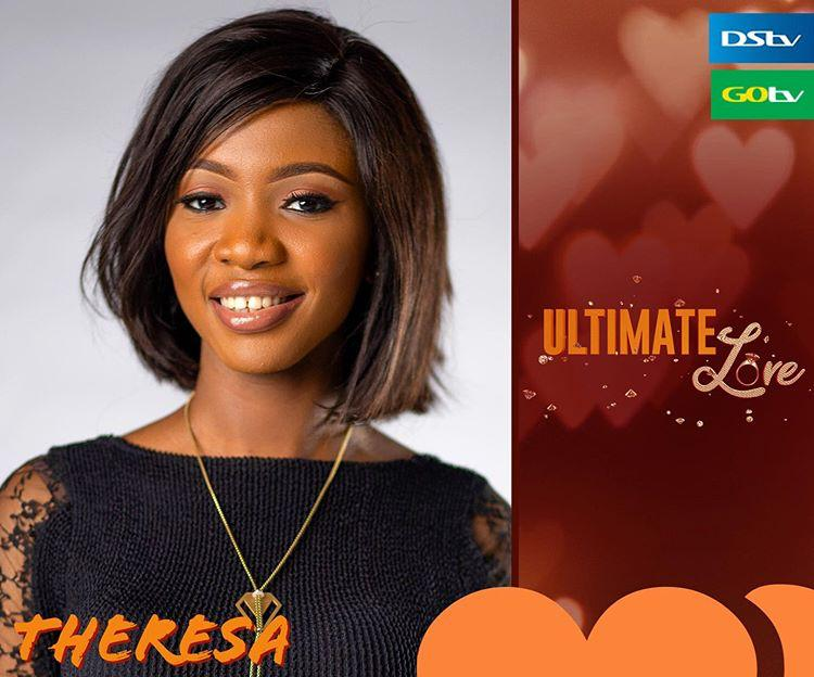Theresa Ultimate Love Biography & Profile | Age, Occupation and Pictures