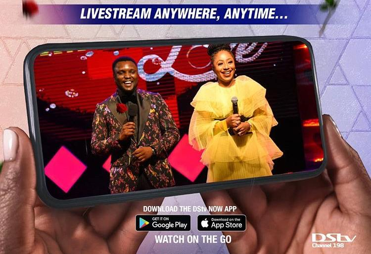 How to Download DStv Now App for Ultimate Love 2020 on iOS and Android.