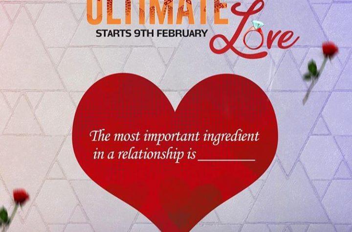 Ultimate Love (Season 1) Weekly Voting Polls 2020