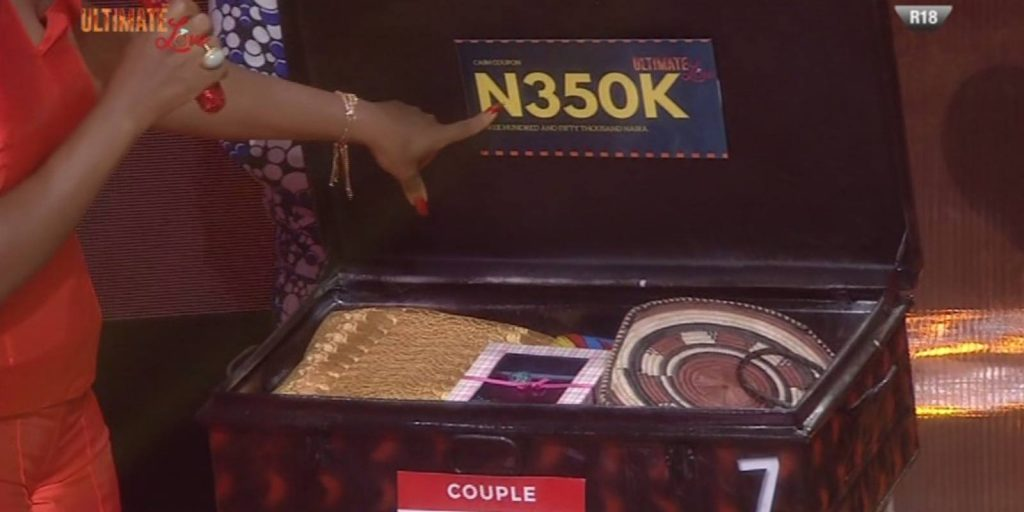 Micherry gets Checked Out with 350k from Aunty – (Michael and Cherry)