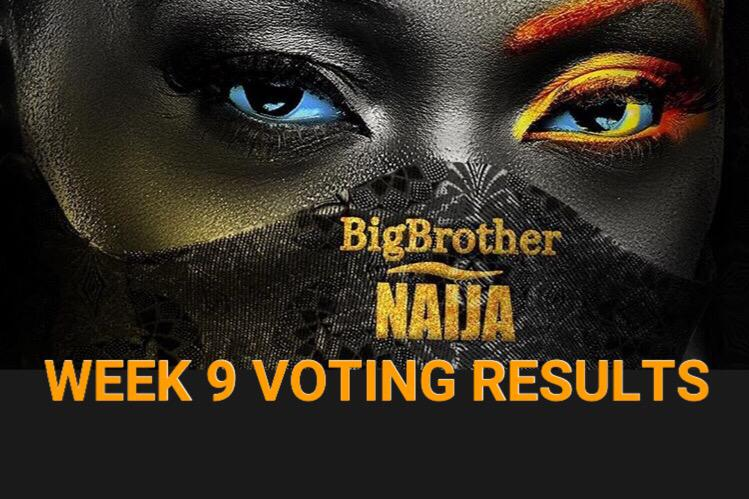 Week 9 Voting Poll Result in BBNaija 2020 Season 5