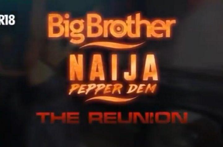 How to Watch BBNaija 2020 Reunion Show on GOtv and DStv.