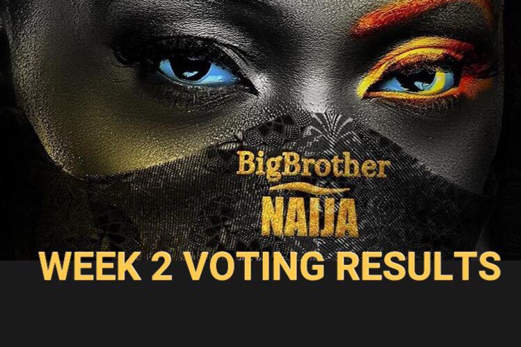 Week 2 Voting Poll Result in BBNaija 2020 Season 5
