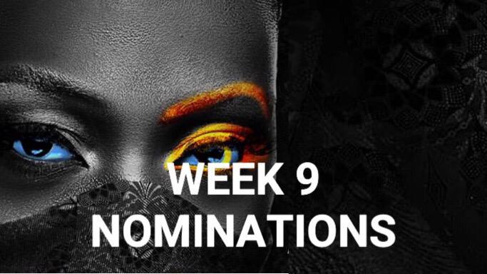 Nomination Result for Week 9 in BBNaija 2020