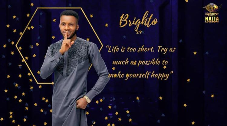 Brighto BBNaija Biography, Age, Pictures, Lifestyle, and Occupation
