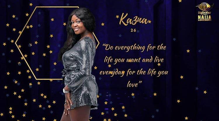 Ka3na BBNaija Biography, Age, Pictures, Lifestyle, and Occupation.