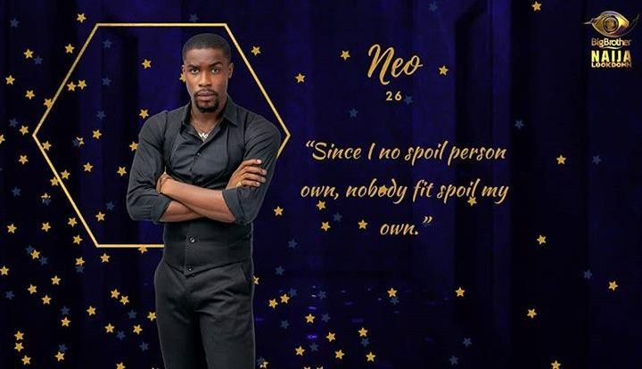 Neo BBNaija Biography, Age, Pictures, Lifestyle, and Occupation