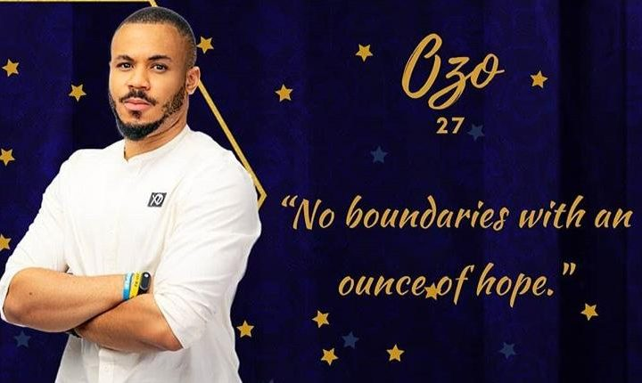 How to Vote for Ozo BBNaija 2020 Housemate
