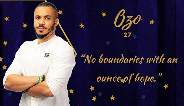 How to Vote for Ozo BBNaija 2020 Housemate