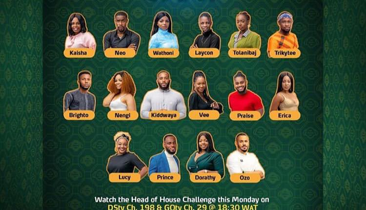 Week 9 Voting Result in BBNaija 2020 Show