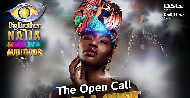 Big Brother Naija 2021 Audition Website Season 6