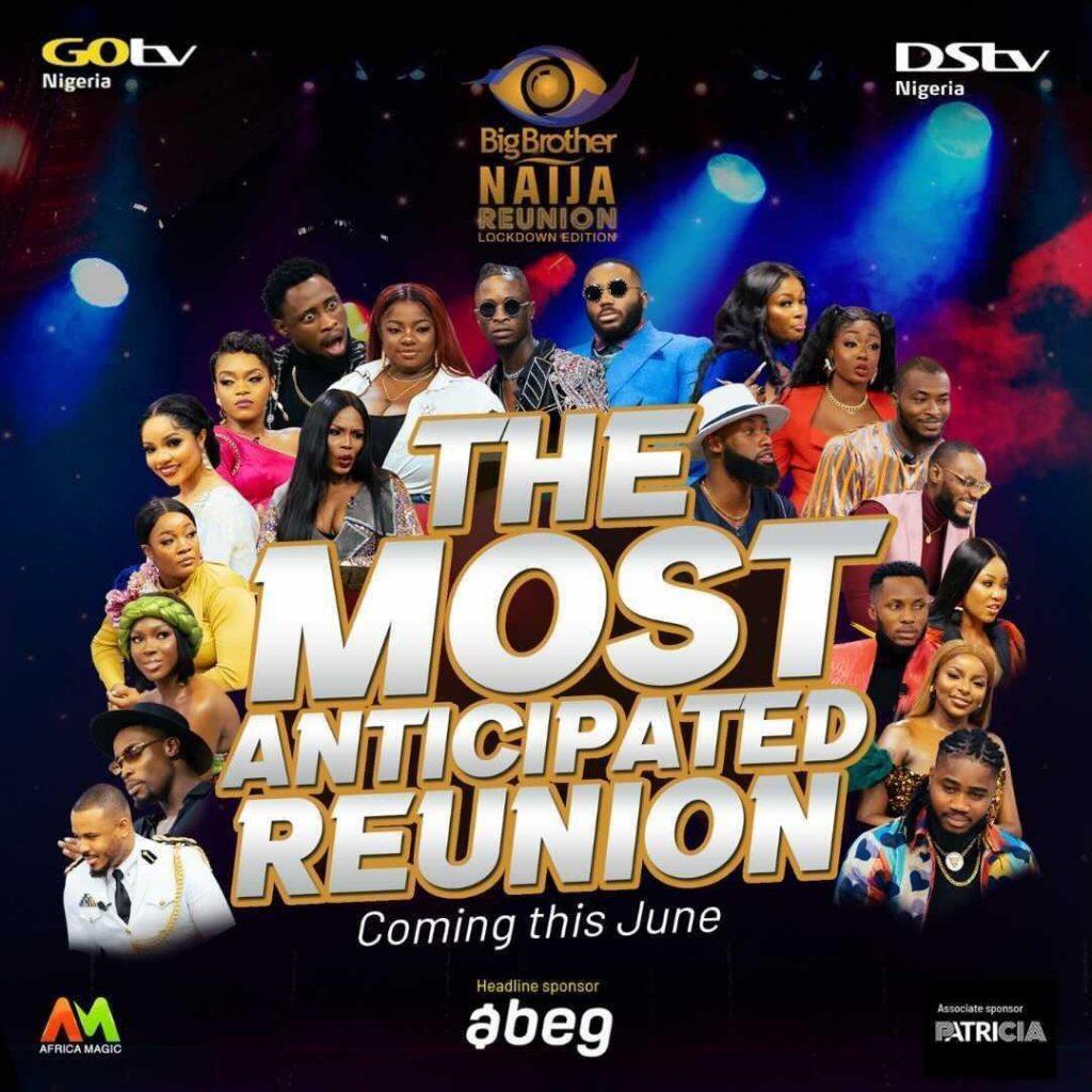 How to Watch BBNaija 2021 Reunion on GOtv, DStv, Online
