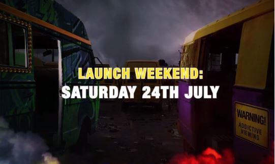 Time for BBNaija Launch Show 2021 Season 6