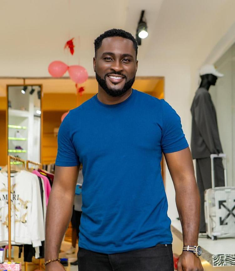 Picture of Pere BBN Housemate Season 6