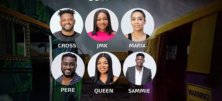 Who is Evicted in Week 5 of BBN 2021 Season 6?