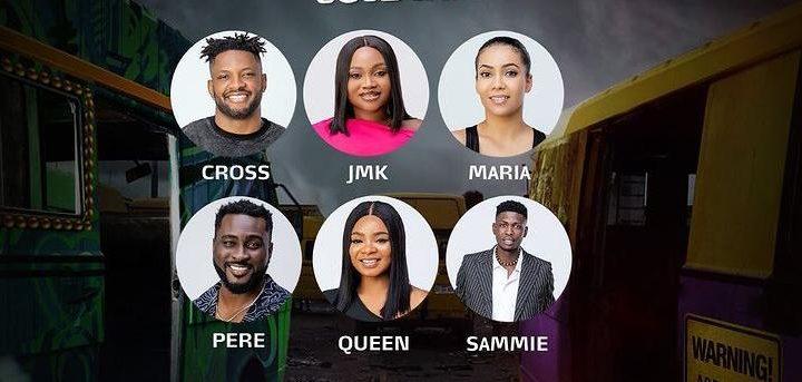 Breakdown of how Housemates Nominated Maria, Pere, Queen, JMK, Sammie, Cross this week
