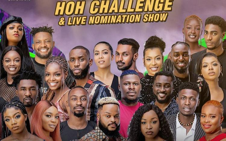 Time for Today HOH Game in BBN 2021