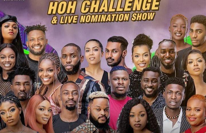 Today Time for Big Brother Naija HoH