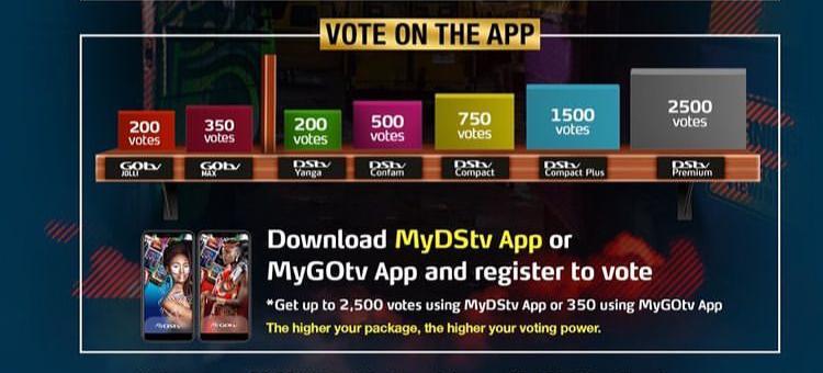BBNaija Final Voting Website 2021: africamagic.dstv.com/